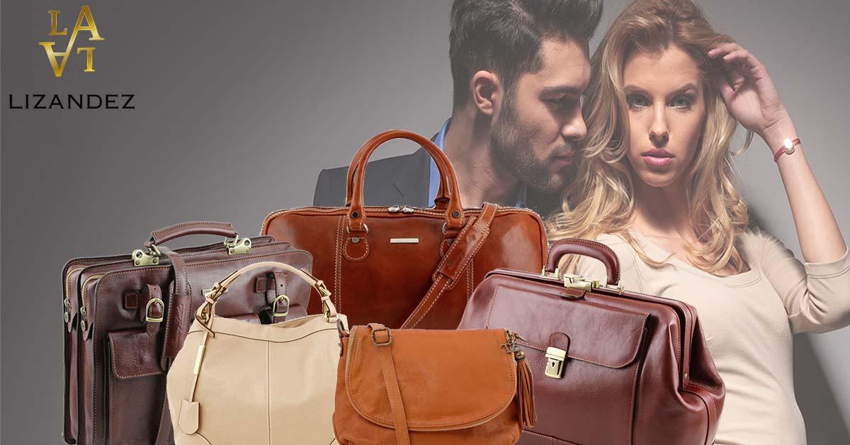 Lizandez Leather Bags