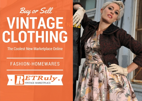 RETRuly - Vintage Marketplace