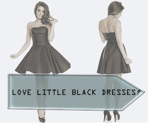 Little Black Dresses from Molly