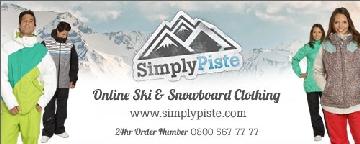 Simply Piste Winter Fashion