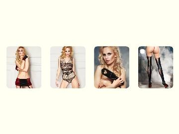 erotic lingerie banner
