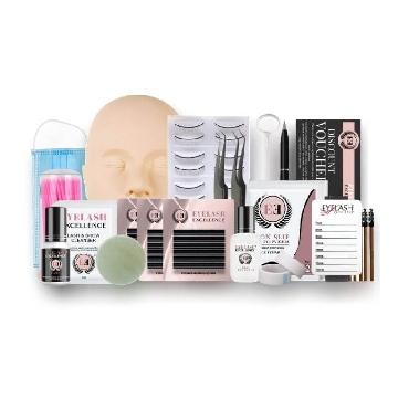Eyelash Extension Training Kit