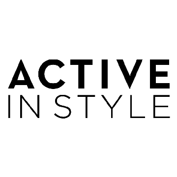 Active in Style logo
