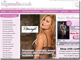 http://www.bigsmalls.co.uk/ website