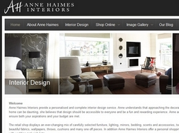 https://annehaimesinteriors.co.uk/ website