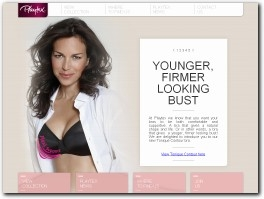 http://www.playtex.eu website