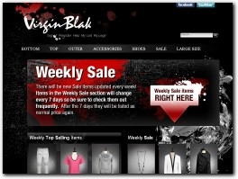 http://www.virginblak.com/ website