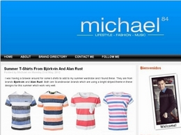 https://www.michael84.co.uk website