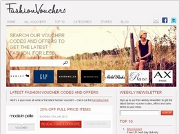 http://www.fashionvouchers.com website