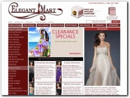 https://www.elegantmart.com website