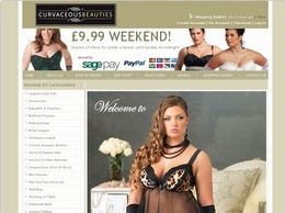https://www.curvaceousbeauties.com website