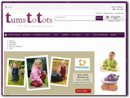 http://www.tumstotots.com website