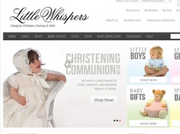 http://www.littlewhispers.co.uk website