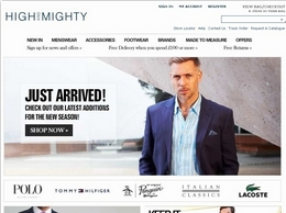 http://www.highandmighty.co.uk/ website