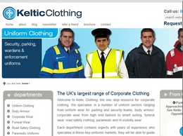 http://www.kelticclothing.co.uk website