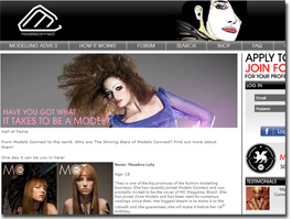 http://www.modelsconnect.net website