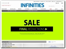 http://www.infinities.co.uk website
