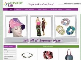 http://www.accessoryfair.co.uk/fair-trade-bags.html website