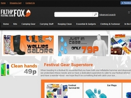 http://www.filthyfox.co.uk website