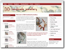 http://www.didihandmadejewellery.co.uk/ website