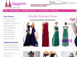 https://happyprom.co.uk/ website