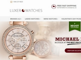 http://www.luxerwatches.com/ website