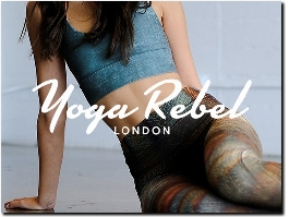 https://www.yogarebel.com/ website