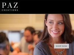 https://paz-creations.com/ website