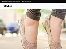 https://vanelishoes.com/ website