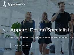 https://www.apparelmark.com/ website