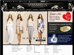 https://www.stanwells.com/ website