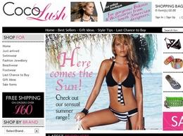 http://www.cocolush.com website