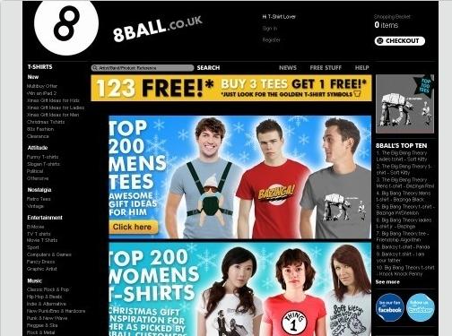 https://www.8ball.co.uk/ website
