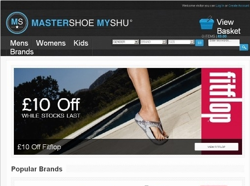 https://www.mastershoe.co.uk/ website