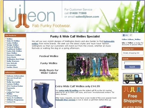 https://www.jileon.com website
