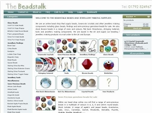 https://www.crystalandglassbeads.com/ website