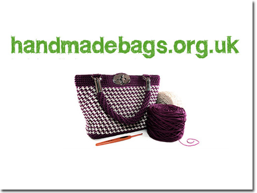 http://www.handmadebags.org.uk website