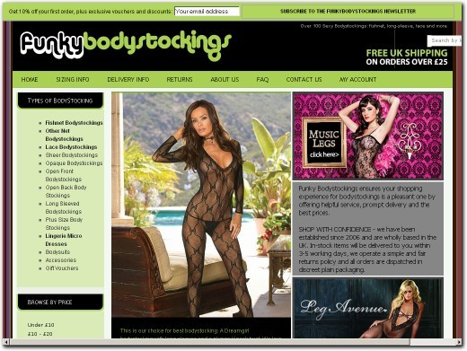 http://www.funkybodystockings.co.uk/ website