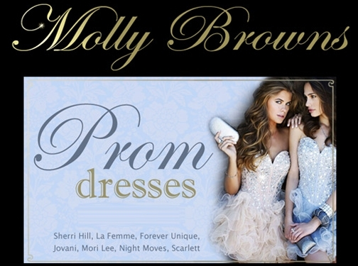 https://www.mollybrowns.co.uk/ website