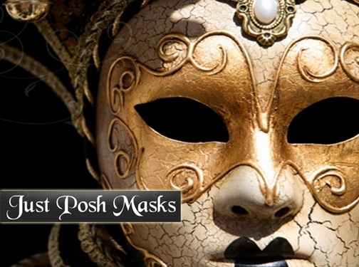 http://www.justposhmasks.com/ website