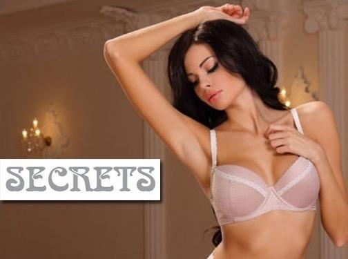 http://www.secretsboutique.co.uk website
