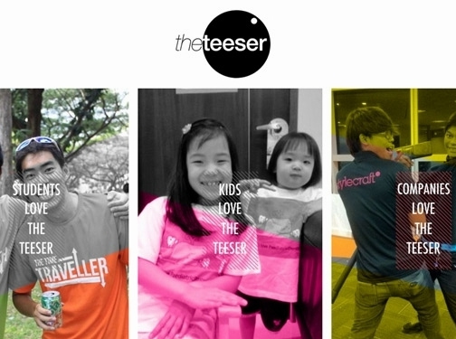 https://theteeser.com website