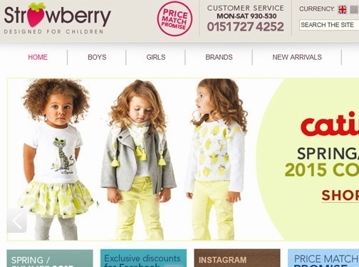 http://www.strawberrychildren.co.uk/ website