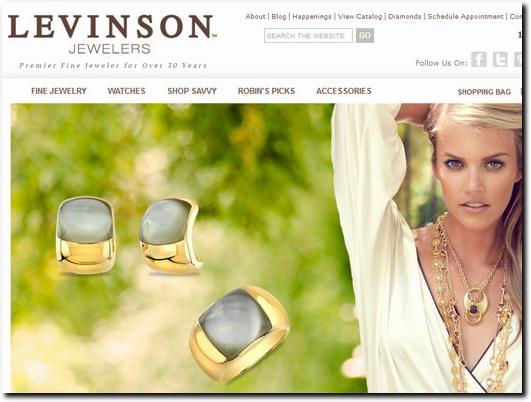 http://www.levinsonjewelers.com/ website