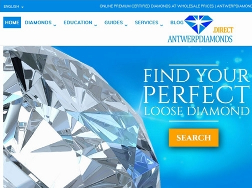 https://antwerpdiamonds.direct/en website
