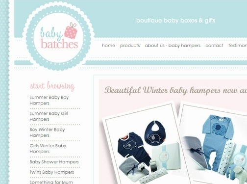 https://www.babybatches.com.au/ website