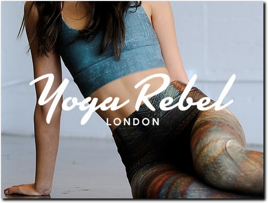 https://www.yogarebel.com/ website
