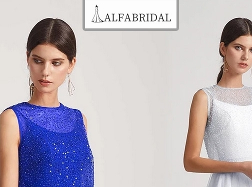 https://alfabridal.com/ website