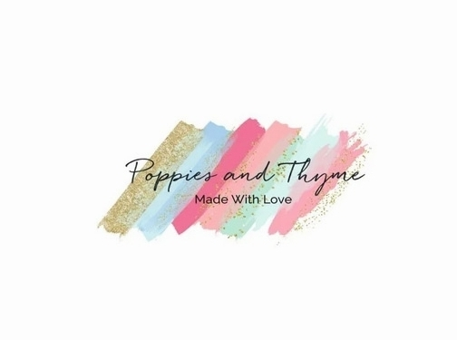 https://poppiesandthyme.net/ website